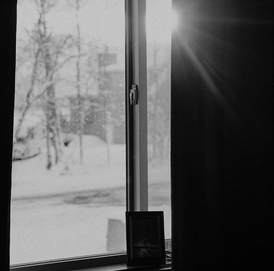 Fenêtre avec une bonne isolation
