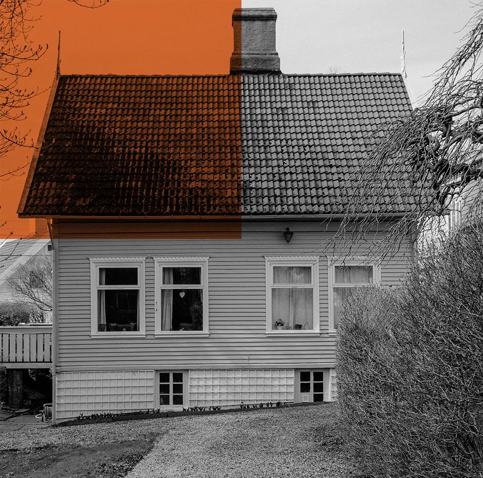 Isolation d'une maison par ouate de cellulose